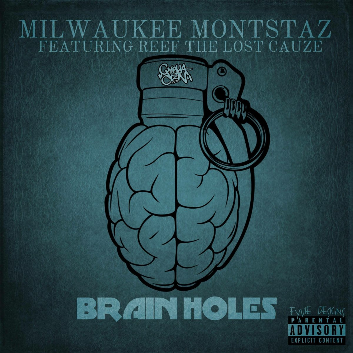 "Milwaukee Monstaz, Lost Cauze & Dcypha team up for ""Brain Holes"""
