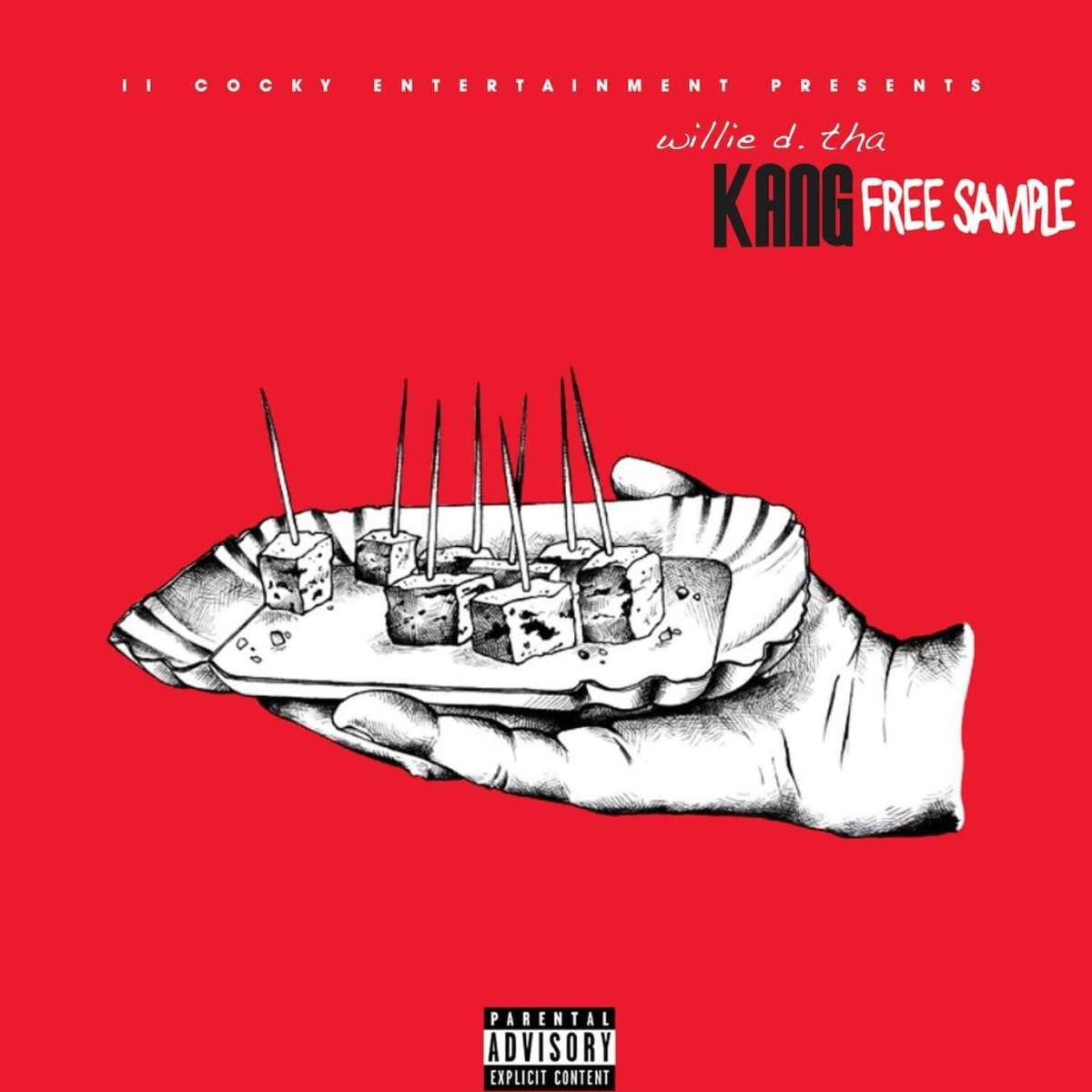 "Review: Willie D Tha Kang provides the musical nourishment on ""Free Sample"""