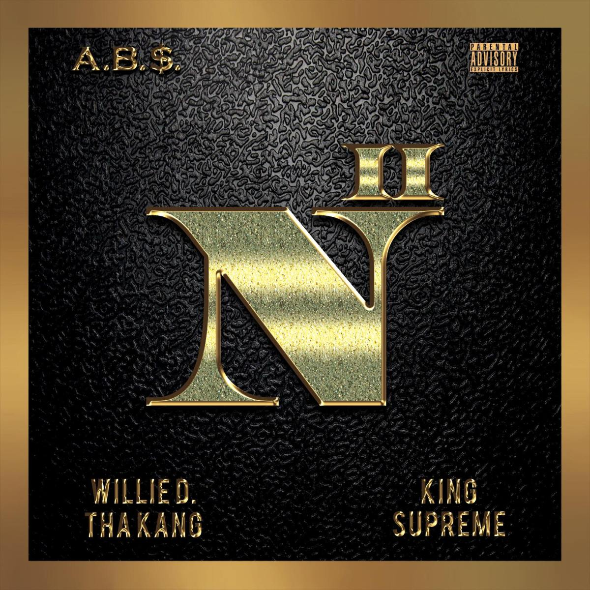 "Premiere: Willie D. Tha Kang teams with Houston's King $upreme for ""N II"""